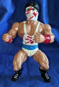 Galaxy warriors, warrior beasts, knock off sungold Tomahawk figure wrestler