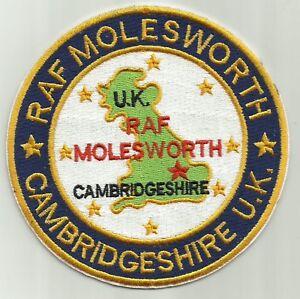 RAF MOLESWORTH, CAMBRIDGESHIRE UK,   Y