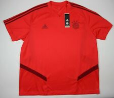 Adidas FC Bayern Munich Training Jersey Red 2XL