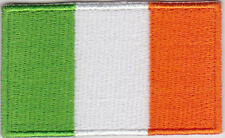 Ireland Eire Irish   Country Flag Embroidered Patch T4
