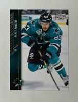 2015-16 Upper Deck #405 Matt Nieto - NM-MT