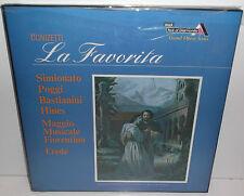 GOS 525-7 Donizetti La Favorita Simionato Maggio Musicale Erede New Sealed 3LP