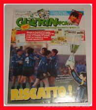 GUERIN SPORTIVO 1989/49 GUIDA MONDIALE ITALIA '90