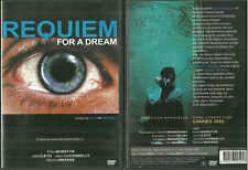 DVD - REQUIEM FOR A DREAM avec JARED LETO, JENNIFER CONNELLY COMME NEUF LIKE NEW