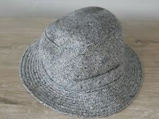 John Hanly & Co. LTD  Irish Wool bucket style Cap Hat Mens small