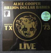 Alice Cooper Billion Dollar Babies Black Friday