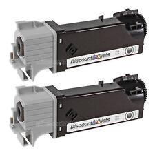 2PK KU052 Black Toner Cartridge 310-9058 RY857 DT615 CT200944 1320c TP112 KU-052