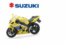 Suzuki Plastic Diecast Racing Motorcycles