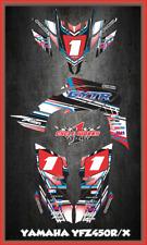 Yamaha YFZ 450R 450X EFI ATV DECALS SEMI CUSTOM GRAPHICS KIT PRIMAL3