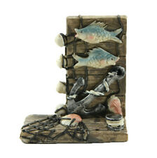 Miniature Dollhouse Fairy Garden - Fishing Posts - Accessories