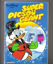 SUPER PICSOU GEANT N°    8  BE+
