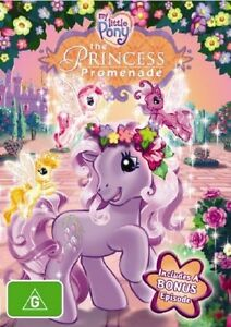 Princess Promenade My Little Pony -  Vol 2 (DVD, 2006) RARE