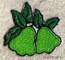 Patch patch ricamati mini frutta termoadesiva piccolo scudo merceria