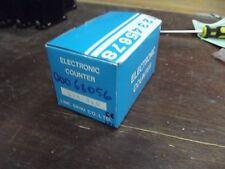 NEW Seiki G48-3145 Electronic Counter