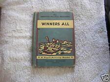 Merton McCall Reader's Winners All 1940