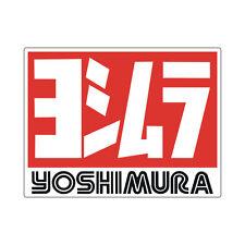 Sticker plastifié YOSHIMURA - 10cm x 8cm