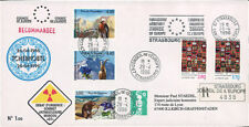 CE47 FDC RECO Conseil Europe 10 ans Tchernobyl 04-1996