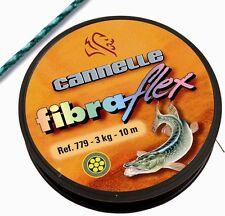 Promo: Fil d'acier Cannelle Fibraflex 10m 3kg