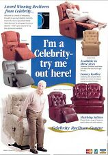 Celebrity Upholstery main agents, Showroom Bexley, Kent. FREE PARKING ADJACENT