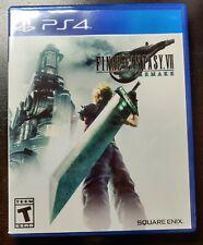 Final Fantasy Vii: Remake (PlayStation 4, 2020)