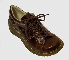 Dr Martens Women's Bailey Lace Up Boot Mahogany US 6 NOB NWD