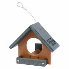 Amish-Made Peanut Butter Bird Feeder, Eco-Friendly Poly-Wood