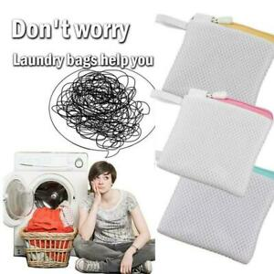 Mini Multifunctional Washing Machine With Thickened Clothes Laundry Bag Bag G7T8