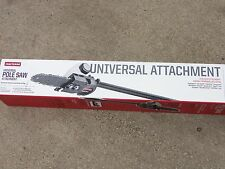 BRAND NEW in Box Craftsman  Pole Saw Attachment Fits Many Gas Trimmers