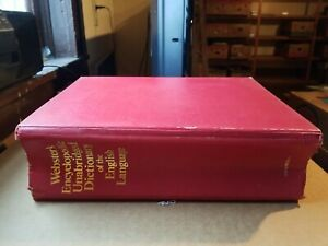 Webster's Encyclopedia Unabridged Dictionary of The English Language 1989