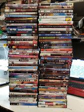 Lot of Drama / Crime / Romance Dvd's (Lot #1) - You Pick! Buy Bulk And Save $