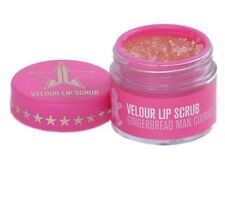 JEFFREE STAR Velour LIP SCRUB GINGERBREAD MAN COOKIES Limited Edition AUTHENTIC