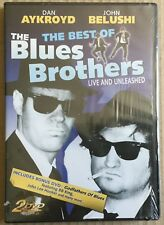 Best of THE BLUES BROTHERS Live & Unleashed DVD +BB KING & J.L. HOOKER DVD