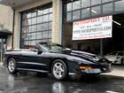 1997 Pontiac Firebird Trans Am w/RAM AIR WS6 Convertible 1997 Pontiac Firebird Trans Am w/RAM AIR WS6 Convertible 59005 Miles Black Conve