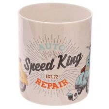 Jack Evans Speed King Scooter New Bone China Mug - Gift Boxed