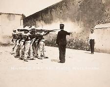 MEXICAN REVOLUTION VINTAGE PHOTO EXECUTION CHIHUAHUA MEXICO 8x10 #22065
