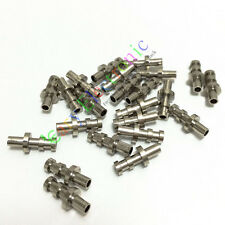 500pc copper plated nickel Turret Lug for 3MM Fiberglass Terminal Tag Board Amps