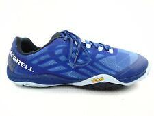 Merrell Barefoot Vibram Soles Blue Sport Women's Shoes Size 7.5
