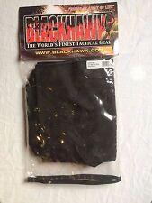 BLACKHAWK! TACTICAL VEST GAS MASK POUCH BLACK 50GM01BK