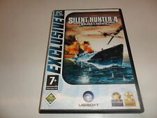 PC SILENT HUNTER 4-Wolves of the Pacific