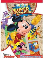 Mickey Mouse Clubhouse: Super Adventure [New DVD] Dolby, Lenticular Cover, Sub