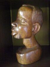 BUSTE AFRICAIN