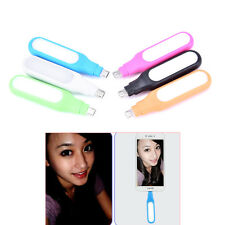 Mini Selfie Portable LED Fill Light Camera Photography For Android PhoneVG