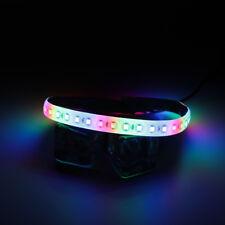 RGB Flexible 32 LED Strip Underbody Light Waterproof Car Motor Blike Decor 12V