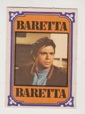 Monty Gum trading card 1978 TV Series: Baretta #1