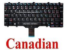 Dell Latitude E7250 E7270 E5250 Keyboard - CA Canadian 00DCGM  DLM14P66CU6698