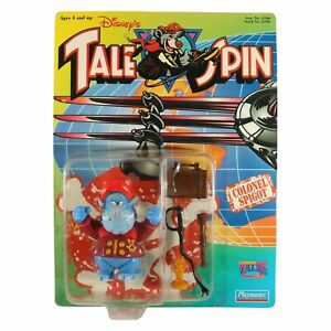 Playmates Tale Spin / Käpt'n Balu - Colonel Spigot - MOC