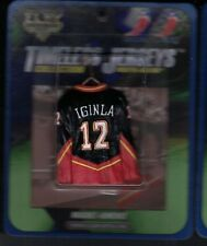 Jarome Iginla Calgary Flames Elby NHLPA Timeless Jerseys Magnet  *