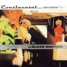Saint Etienne - Continental [CD]