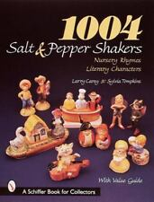 1005 Salt & Pepper Shakers: Nursery Rhymes, Literary Characters