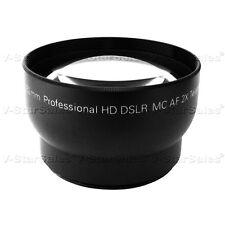 2x Tele Converter Lens for Nikon D3000 D3100 D5000 D5100 D700 D90